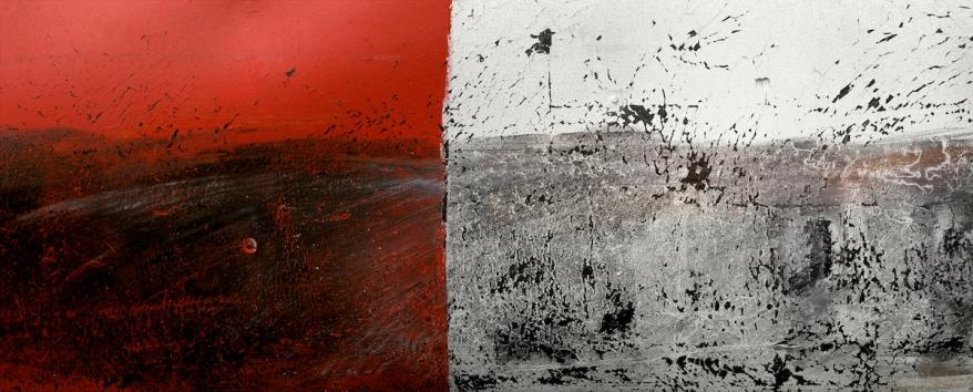 « Élégie #1 », 2006-2009, photographie (impression au jet d'encre sur papier chiffon), 112 x 239 cm