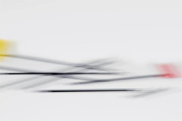 « Fading Icons (d'après «Composition avec rouge, jaune et bleu » de Piet Mondrian) », 2011, impression au jet d'encre sur papier chiffon (photographie), 94 x 127 cm