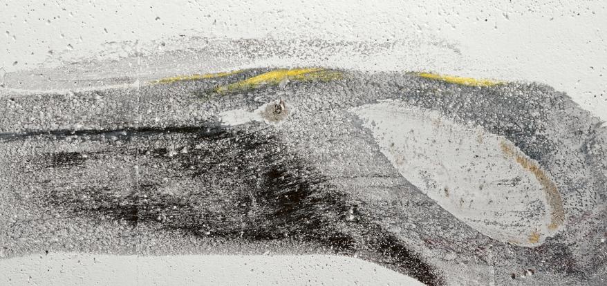 « Élégie #5 », 2006-2009, photographie (impression au jet d'encre sur papier chiffon), 76,2 x 132,8 cm