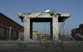 « Latences et crépuscules #4 », 2011-2012, photographie (impression au jet d'encre sur papier chiffon), 50 x 66 cm