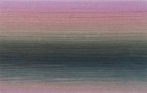 « Latences et crépuscules #9 », 2011-2012, acrylique sur papier chiffon, 50 x 66 cm