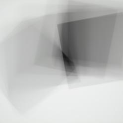 « Dissolutions et chevauchements #8136 », 2015, photographie (impression au jet d'encre sur papier chiffon), 61 x 61 cm