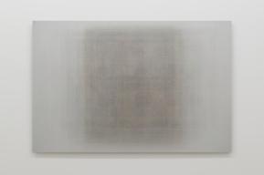 Martin Désilets, «Matière noire, état 5», 2018, impression à jet d'encre sur papier Hahnemühle Photo Rag Baryta montée sur aluminium, 84 x 127 cm — Cette œuvre est composée de la superposition de cinq cents images-œuvres.