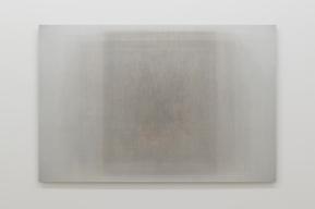 Martin Désilets, «Matière noire, état 7», 2018, impression à jet d'encre sur papier Hahnemühle Photo Rag Baryta montée sur aluminium, 84 x 127 cm — Cette œuvre est composée de la superposition de sept cents images-œuvres.