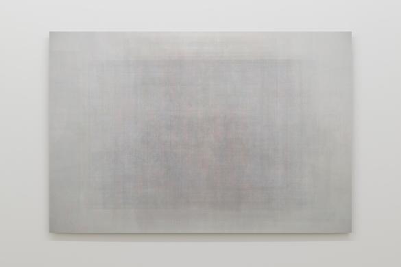 Martin Désilets, «Matière noire, état 1», 2018, impression à jet d'encre sur papier Hahnemühle Photo Rag Baryta montée sur aluminium, 84 x 127 cm — Cette œuvre est composée de la superposition de cent images-œuvres.