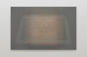 Martin Désilets, «Matière noire, état 21», 2019, impression à jet d'encre sur papier Hahnemühle Photo Rag Baryta montée sur aluminium, 84 x 127 cm — Cette œuvre est composée de la superposition de deux mille cent images-œuvres.