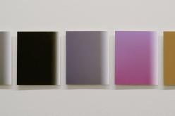 Martin Désilets, «L'index» (extraits), travail en cours, 2016-2019, impression à jet d'encresurpapier Hahnemühle Photo Rag (photographie),5 éléments de 10,2 x 12,7 cm chacun