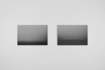 Martin Désilets, «Lieux-monuments 11 et 12, New York», 2021, impression à jet d'encre sur papier Hahnemühle Photo Rag Baryta montée sur aluminium, 50,8 x 76,2 cm chacun.