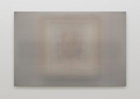 Martin Désilets, «Matière noire, état 19», 2019, impression à jet d'encre sur papier Hahnemühle Photo Rag Baryta montée sur aluminium 84 x 127 cm.
